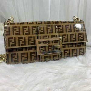 Fendi PVC Wallet Converted Wallet on Chain